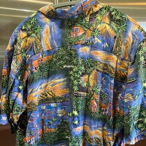 VINTAGE Jimmy Buffet collection by Reyn Spooner